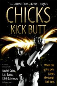 Chicks Kick Butt Cover Art