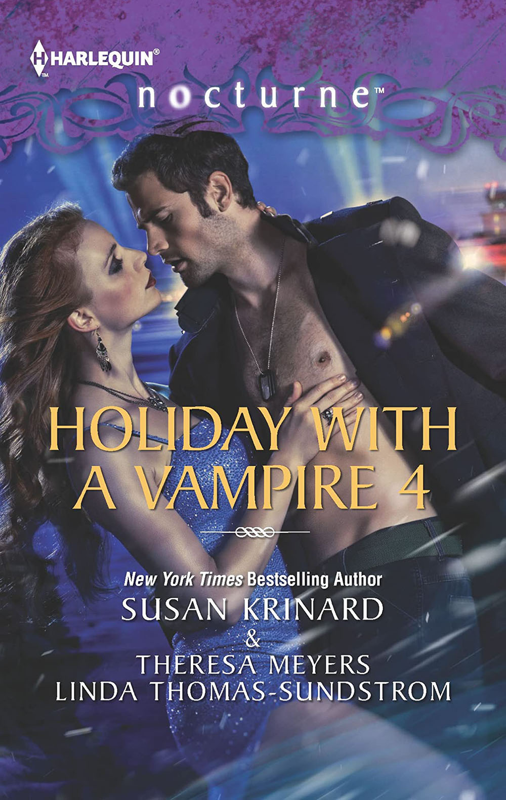 Holiday with a Vampire 4