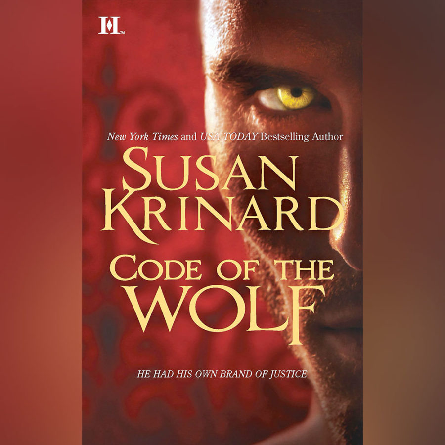 Code of the Wolf Audio Cover