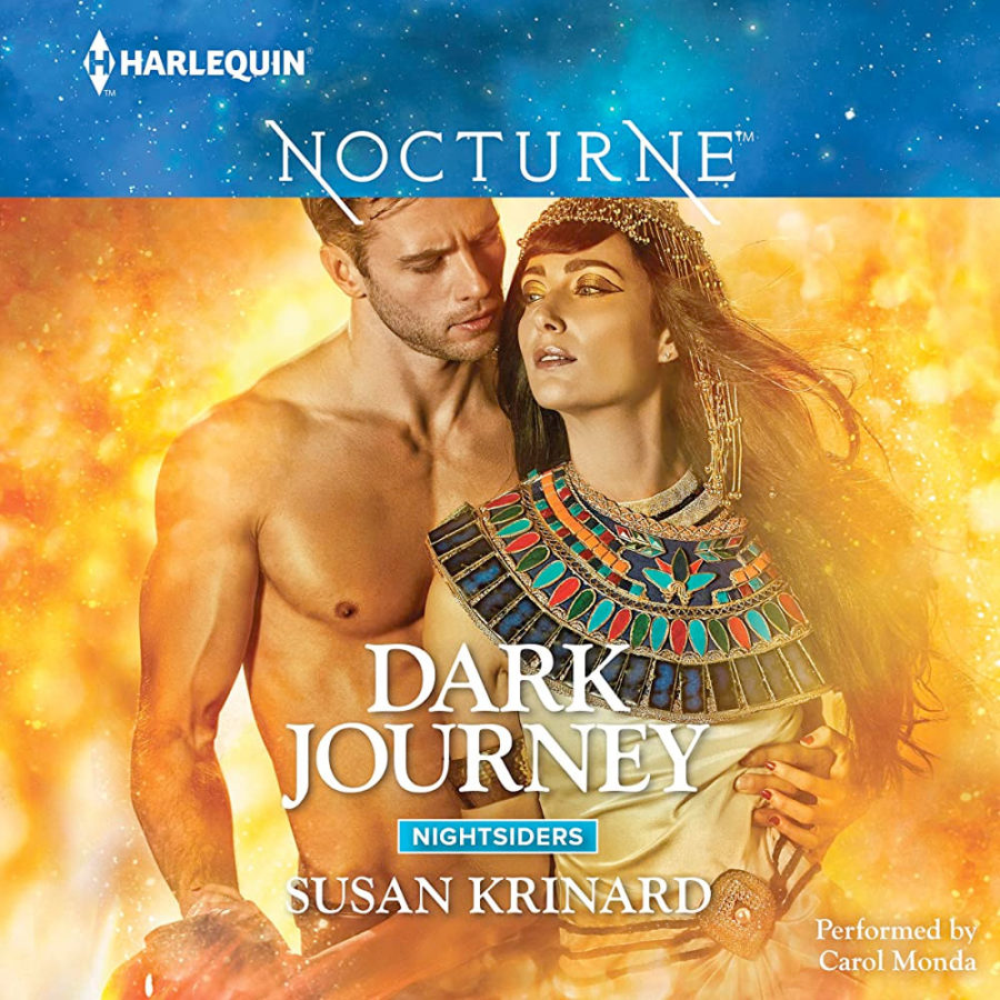 Dark Journey Audio Cover