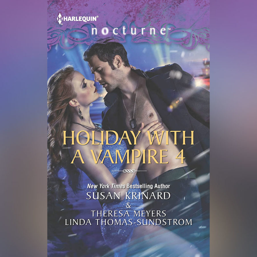 Holiday with a Vampire 4 Audio Cover