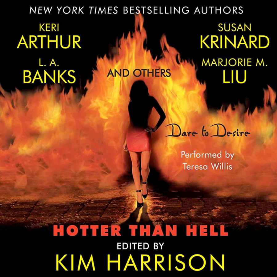 Hotter Than Hell Audio Cover