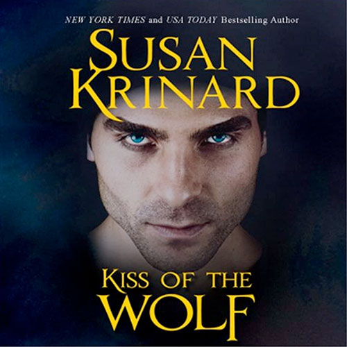 Kiss of the Wolf Audio Cover