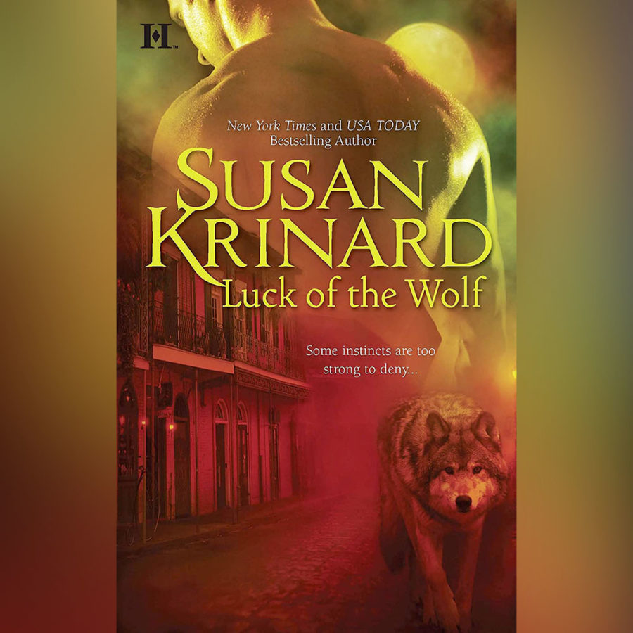 Luck of the Wolf Audio Cover