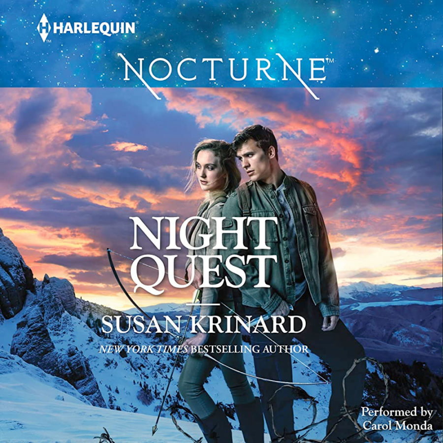 Night Quest Audio Cover