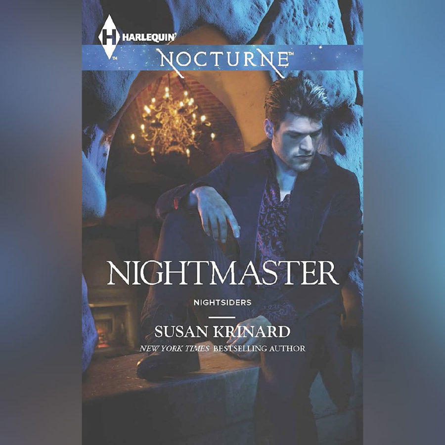 Nightmaster Audio Cover