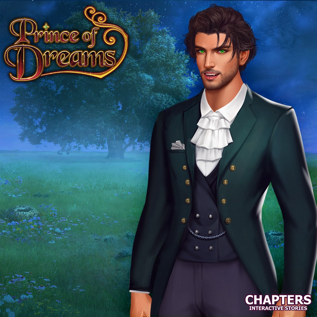 Prince of Dreams - Nicholas