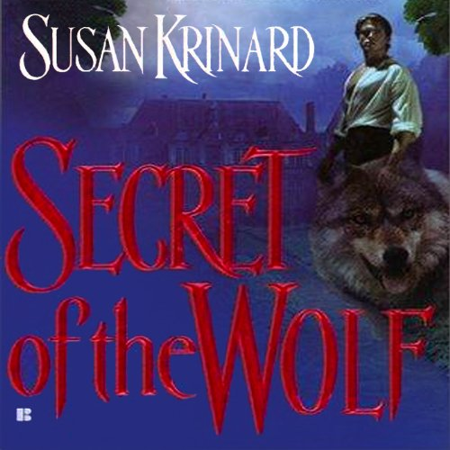 Secret of the Wolf Audio Cover